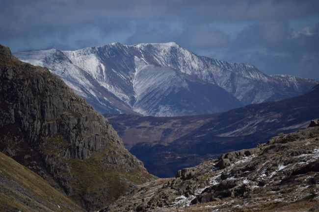 Robert Parsons | The Lake District: Snow Dusted Blencathra
