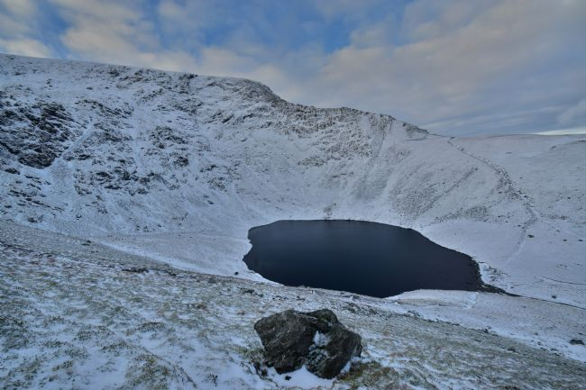Robert Parsons | The Lake District: Scales Tarn, Blencathra