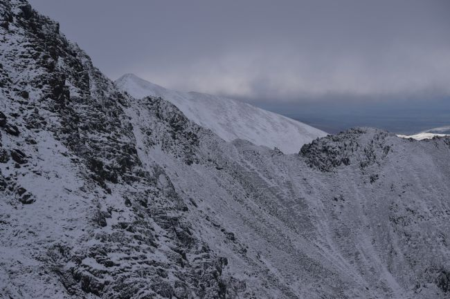 Robert Parsons | The Lake District: Winter on Striding Edge