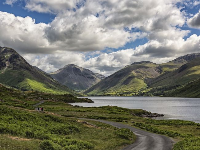 Reg Atkinson | Walking To Wasdale Head