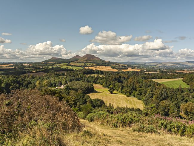 Reg Atkinson | Scotts View to Eildon Hills