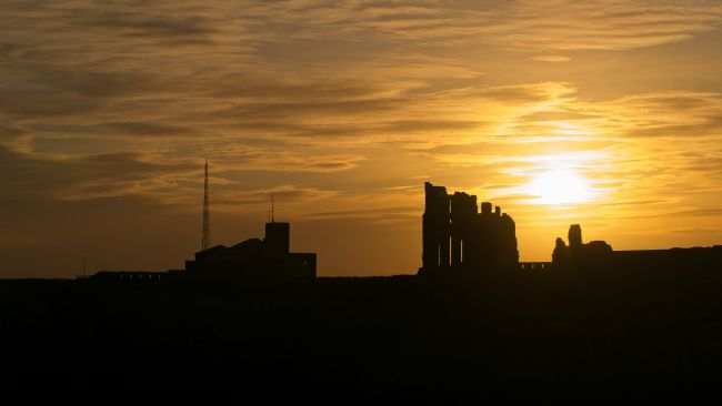 George Davidson | Tynemouth Priory