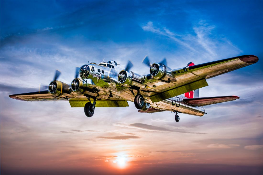 Chris Lord | Boeing B17g Flying Fortress