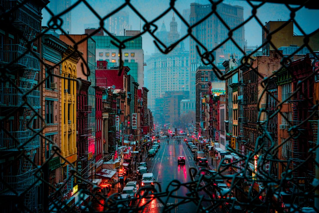 Chris Lord | Bad Weather In Chinatown