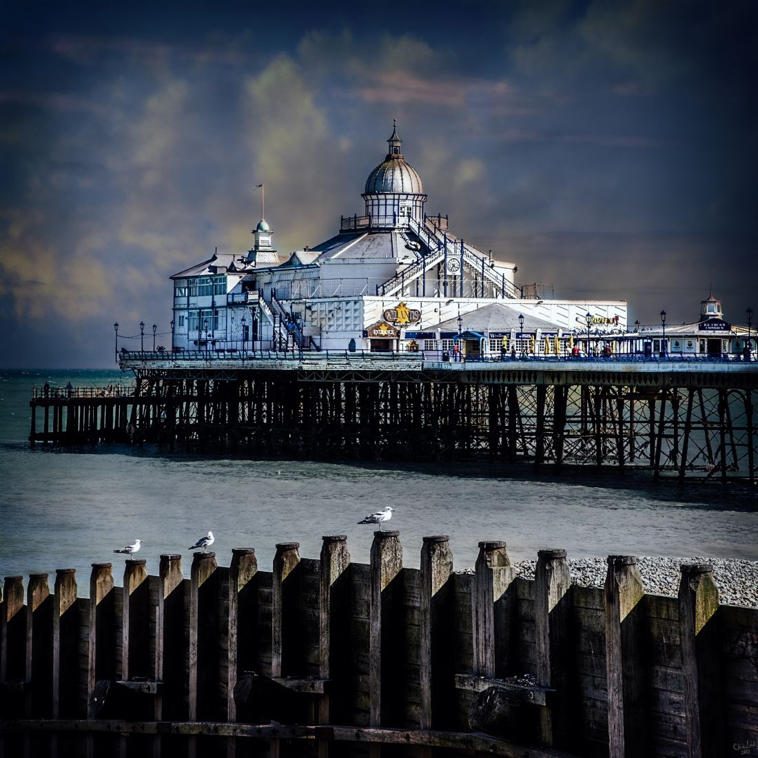Chris Lord | Eastbourne Pier