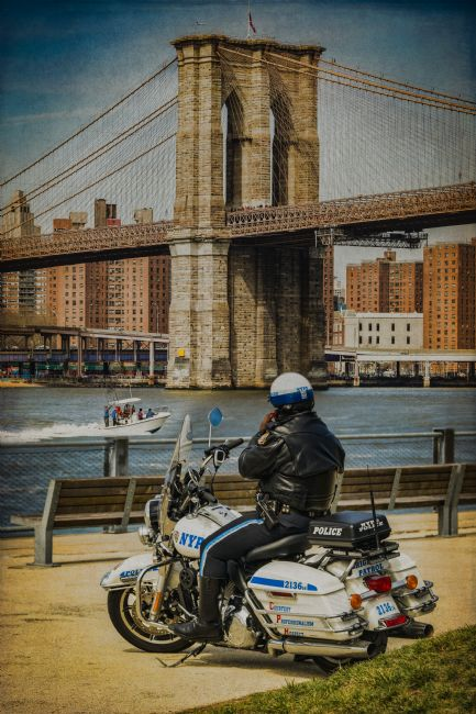 Chris Lord | NYPD Motorcycle Cop