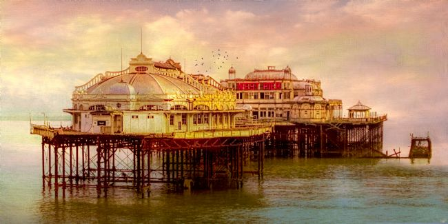 Chris Lord | The West Pier
