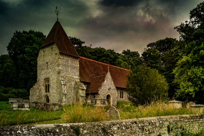 Chris Lord | All Saints Church, West Dean, East Sussex