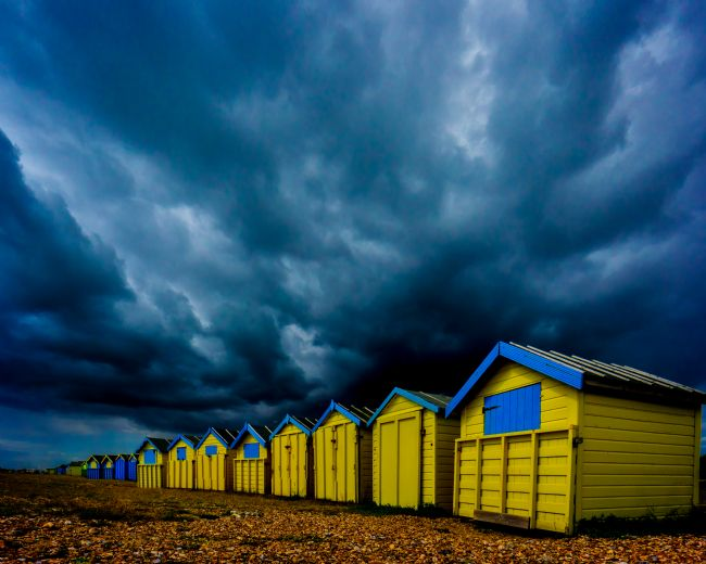 Chris Lord | The English Summer! August In Littlehampton