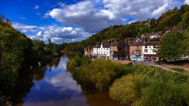 Simon Hark | Ironbridge Town