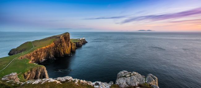 George Robertson | Neist Point Lighthouse on Skye