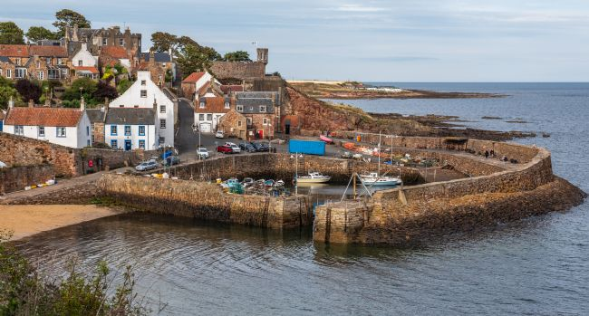 George Robertson | Crail Harbour