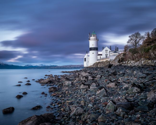 George Robertson | Cloch Lighthouse, Gourock