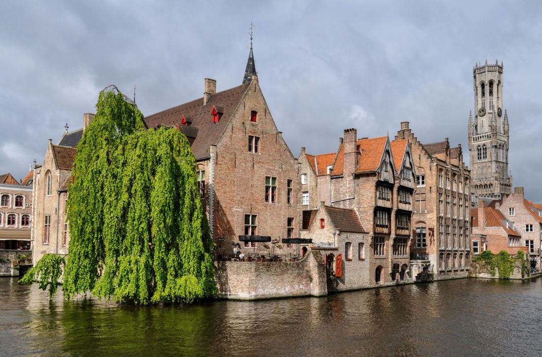 Mike Carroll | The City of Bruges, Belgium