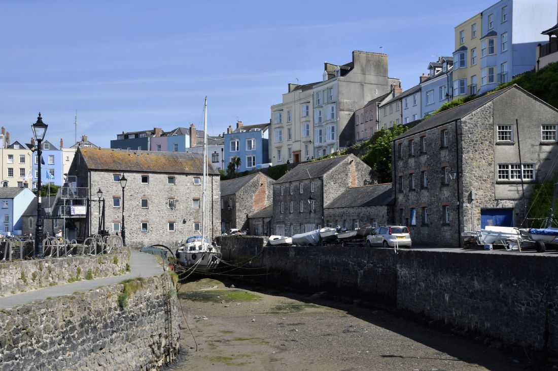 Mike Carroll | The Old Harbour, Tenby