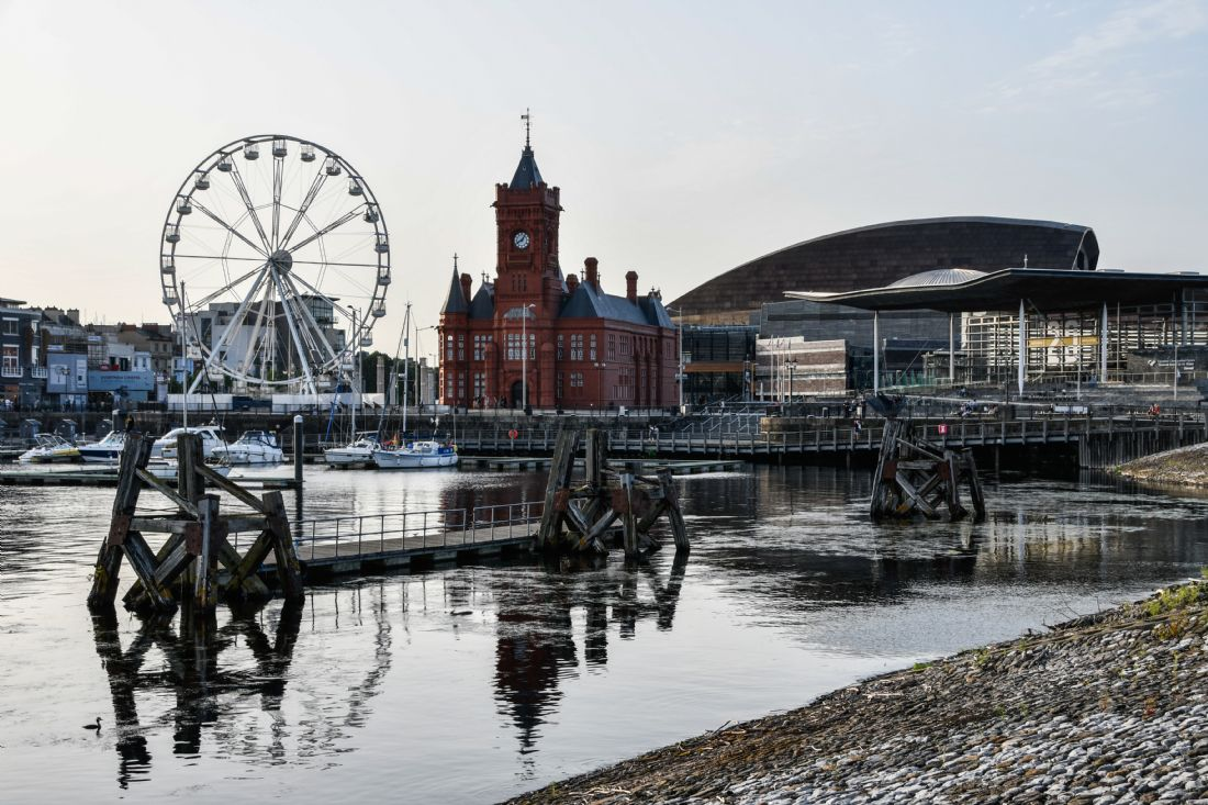 Mike Carroll | Cardiff Bay Waterfront