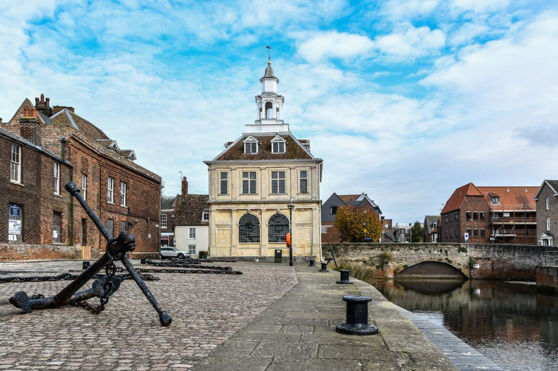 Mike Carroll | Customs House, King's Lynn (1)
