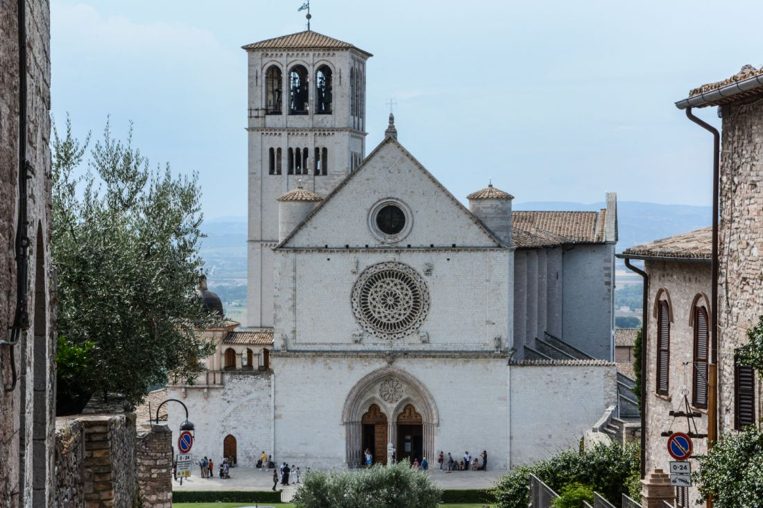 Mike Carroll | Basilica of St Francis of Assisi