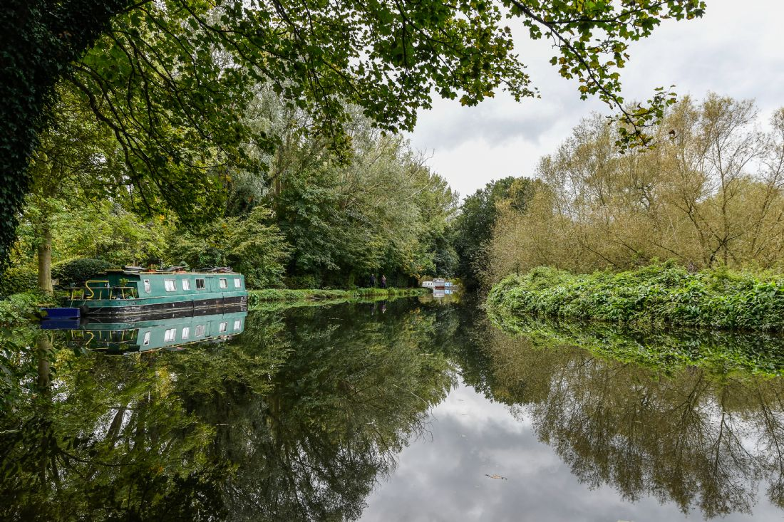 Mike Carroll | Autumn on the River Stort (2)