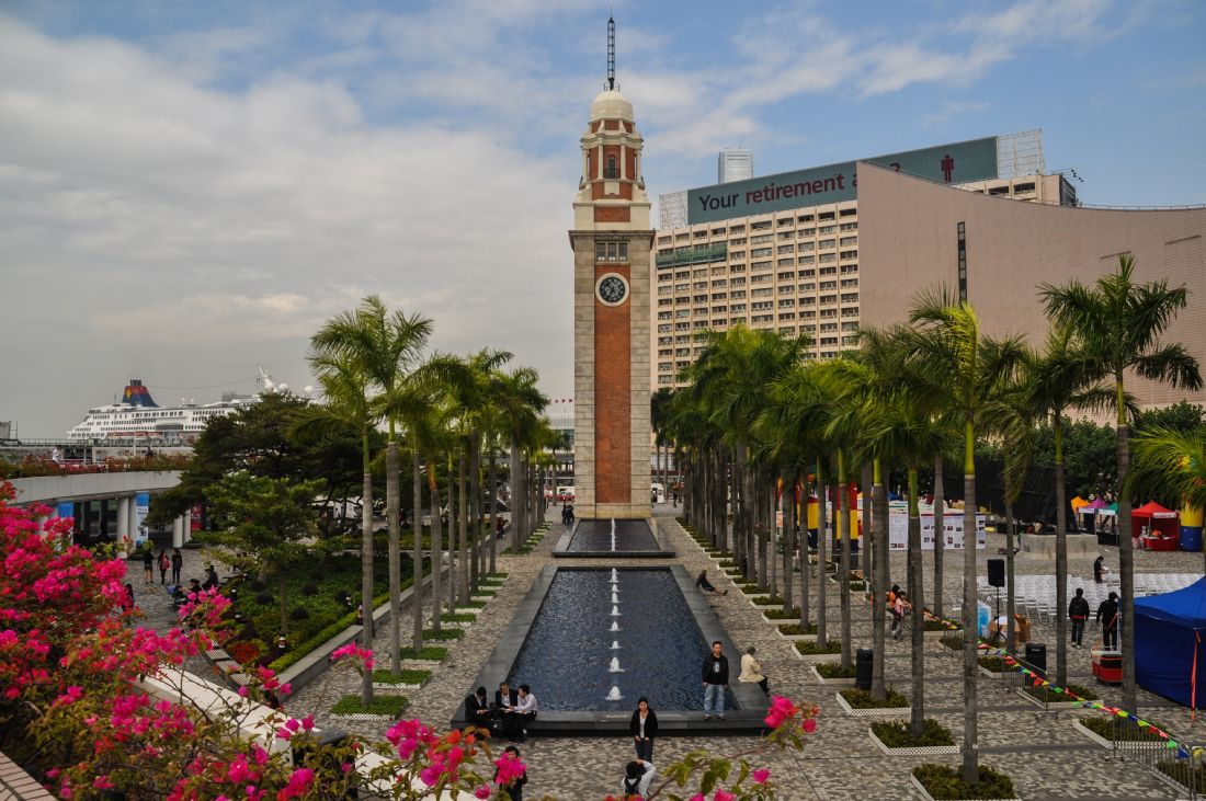 Mike Carroll | Hong Kong Clock Tower