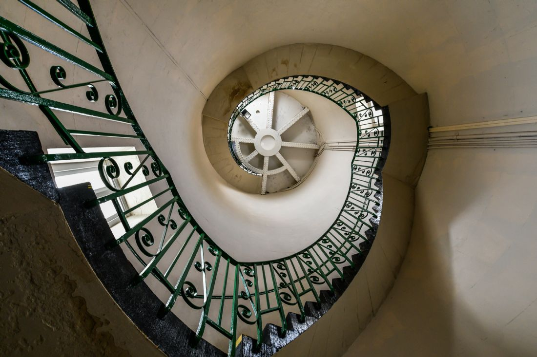 Mike Carroll | Inside Dungeness Old Lighthouse