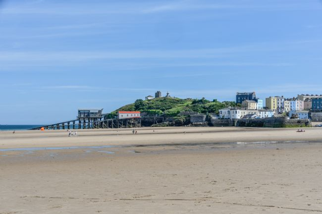 Mike Carroll | Tenby South Beach