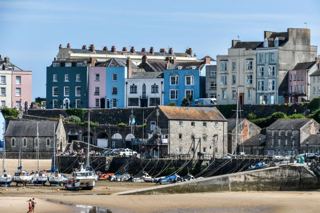 Mike Carroll | Old Tenby