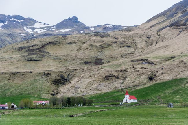 Mike Carroll | Rural Church in Iceland