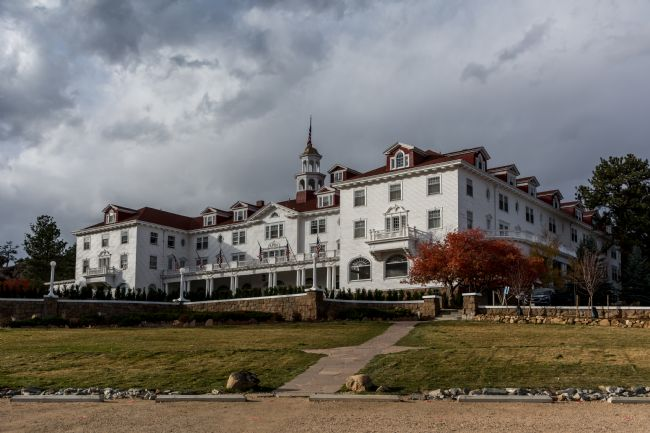 Mike Carroll | Stanley Hotel
