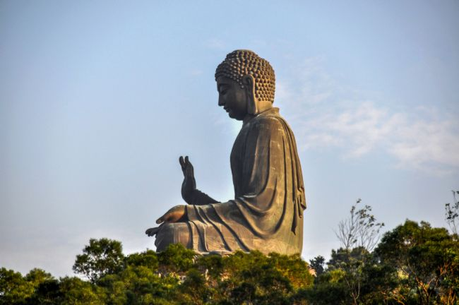 Mike Carroll | Tian Tan Buddha