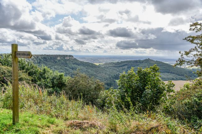 Mike Carroll | The view from Sutton Bank