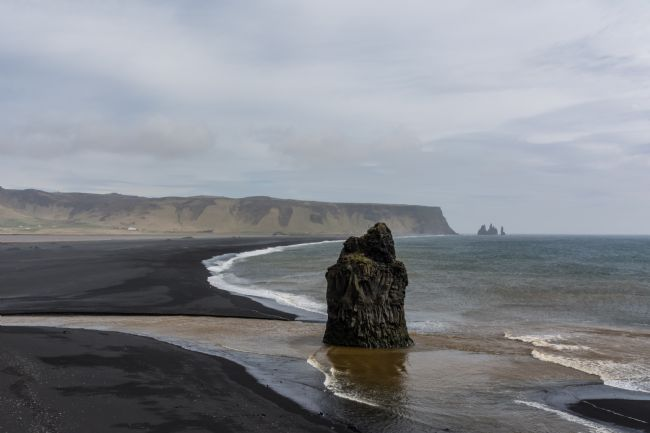 Mike Carroll | The Black Sand Beach of Reynisfjara