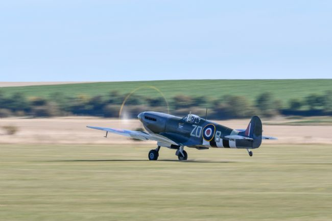Mike Carroll | Spitfire take-off