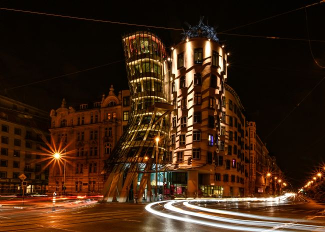 Mike Carroll | The Dancing House, Prague