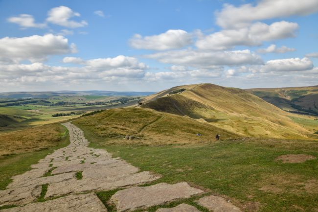 Mike Carroll | The path from Mam Tor