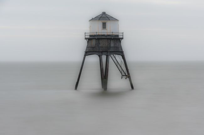 Mike Carroll | Dovercourt Lighthouse - soft focus