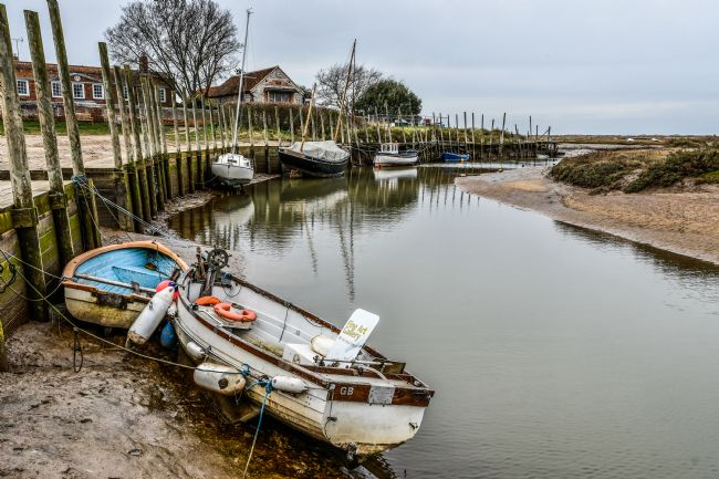 Mike Carroll | Blakeney boats