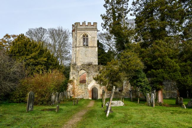 Mike Carroll | St Lawrence Old Church, Ayot St. Lawrence