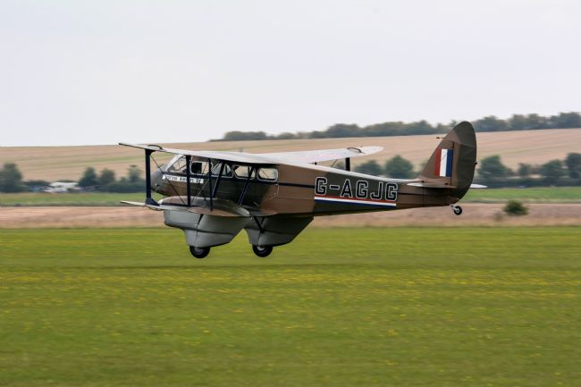 Mike Carroll | de Havilland Dragon Rapide