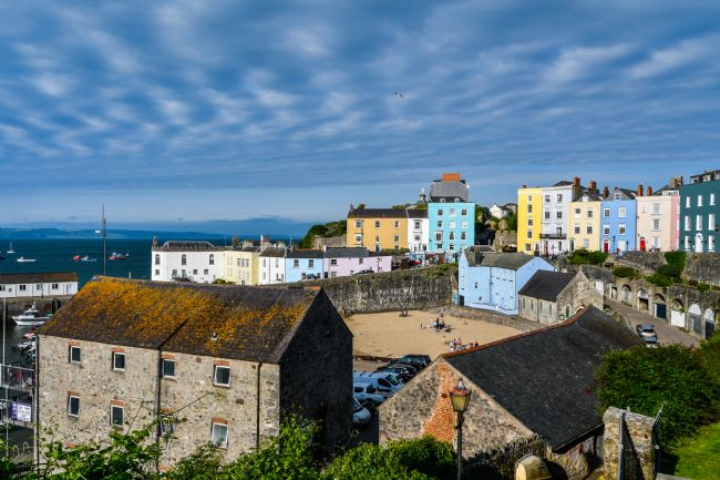 Mike Carroll | Tenby Harbour at the Golden Hour