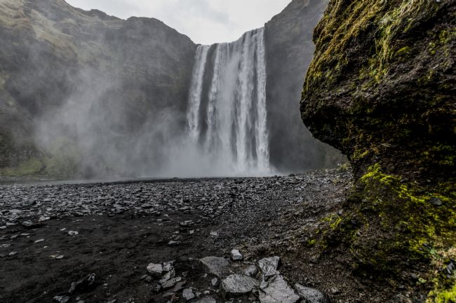 Mike Carroll | Spectacular Skogafoss - 2