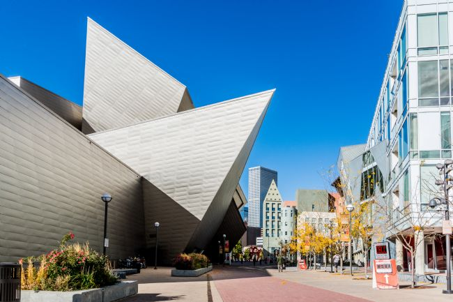 Mike Carroll | Museum of Art, Denver, Colorado