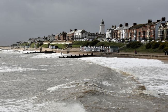 Mike Carroll | Stormy Southwold