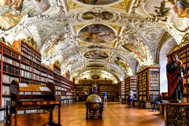 Mike Carroll | Strahov Library