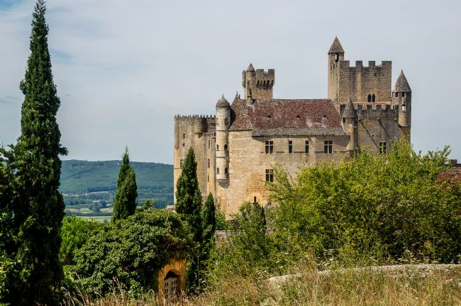 Mike Carroll | Le Chateau Beynac (1)