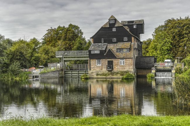 Mike Carroll | Houghton Mill