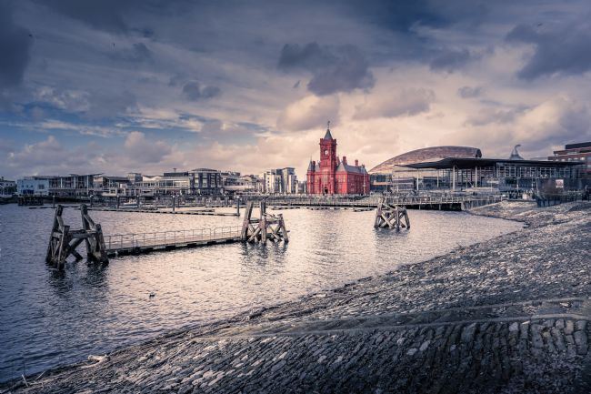 Louise Pritchard | Cardiff Bay and Wales