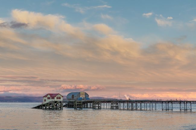 Dan Santillo | Mumbles Pier and Lifeboat Station