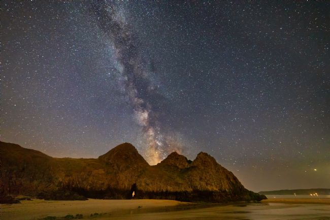 Dan Santillo | Three Cliffs Bay Volcano, Gower
