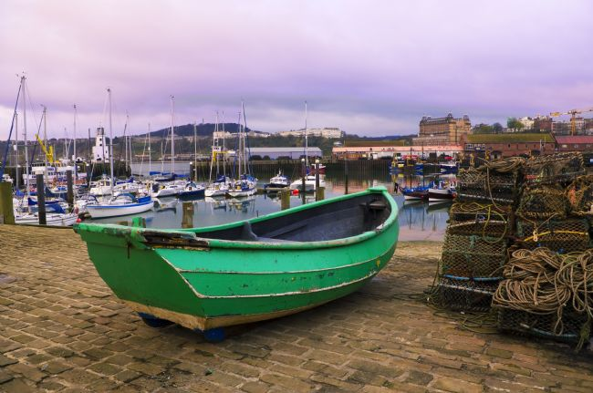 Richard Pinder | Scarborough Harbour